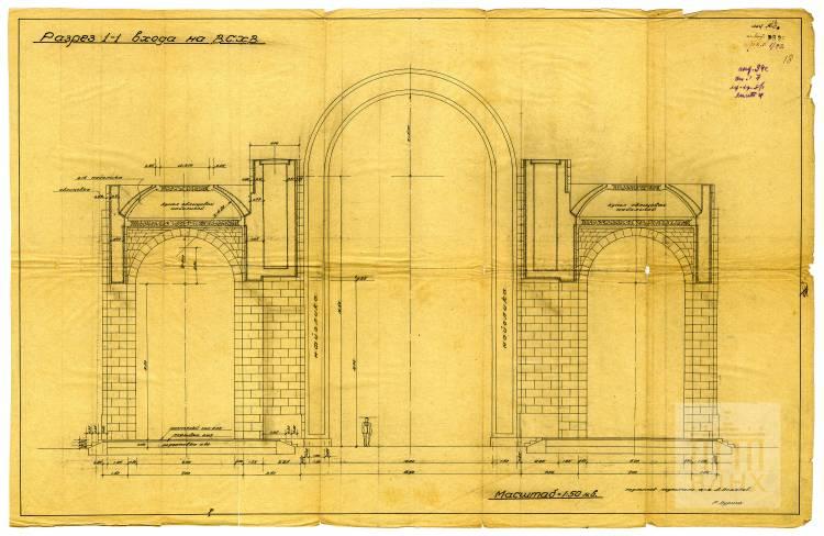 Строительство и проектирование выставки