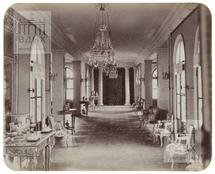 Останкинский дворец. Восточная проходная. 1868-1870