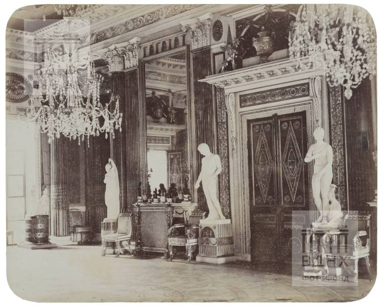 Останкинский дворец. Итальянский павильон. 1868-1870