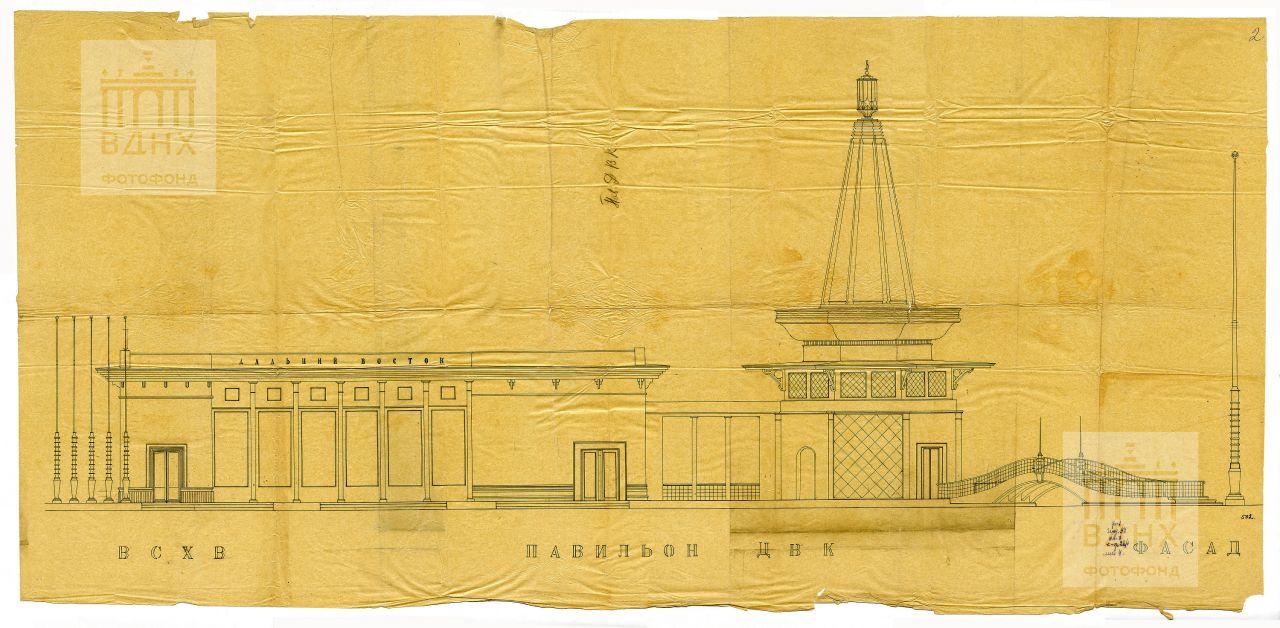 Павильон Дальнего Востока
