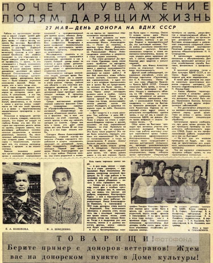 За передовой опыт. 1987, №19