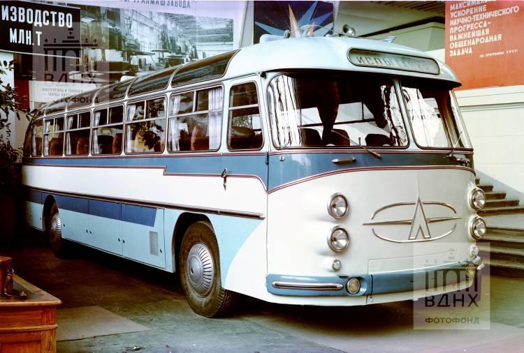 Опытный автобус ЛАЗ-699А
